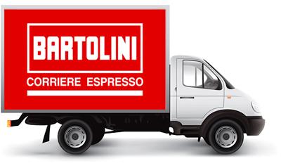 Cristaldrive trasporta con Bartolini BRT